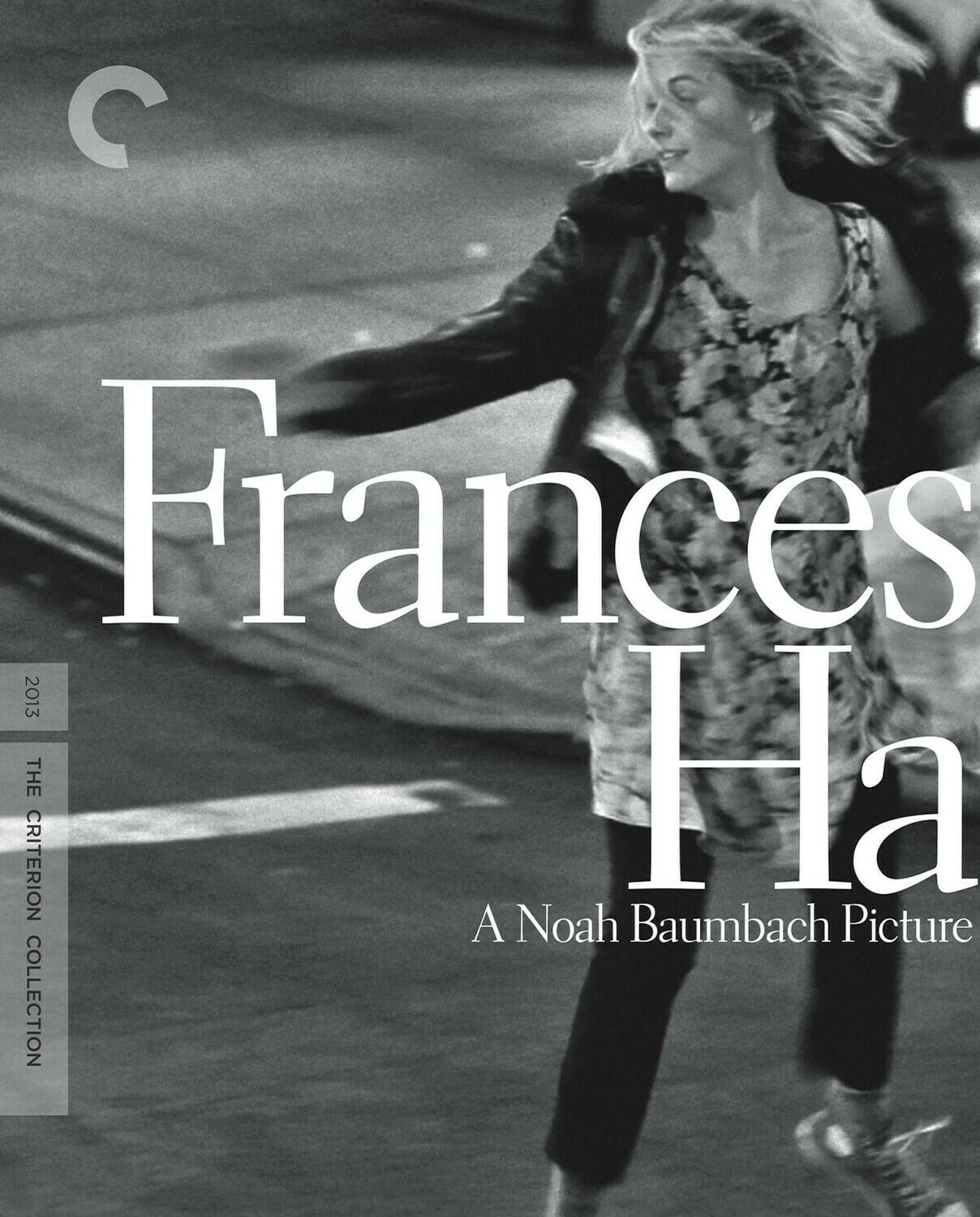FRANCIS HA - BLURAY