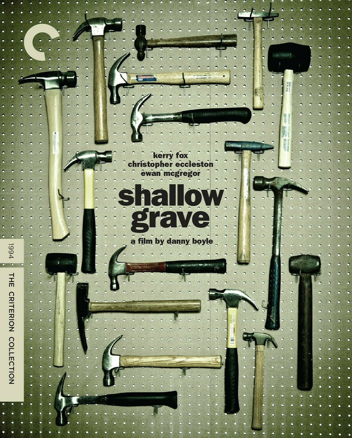 SHALLOW GRAVE - BLURAY