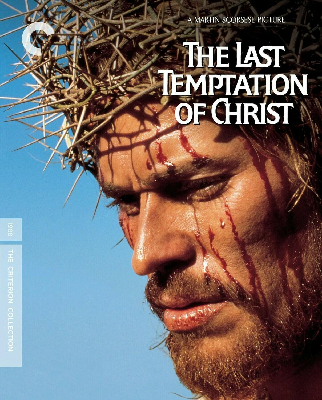 THE LAST TEMPTATION OF CHRIST - BLURAY