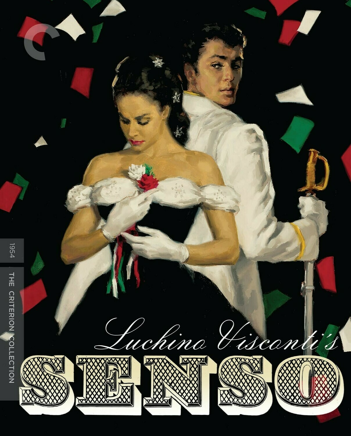 SENSO - BLURAY