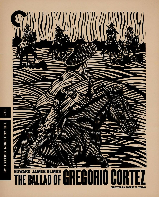 THE BALLAD OF GREGORIO CORTEZ - BLURAY