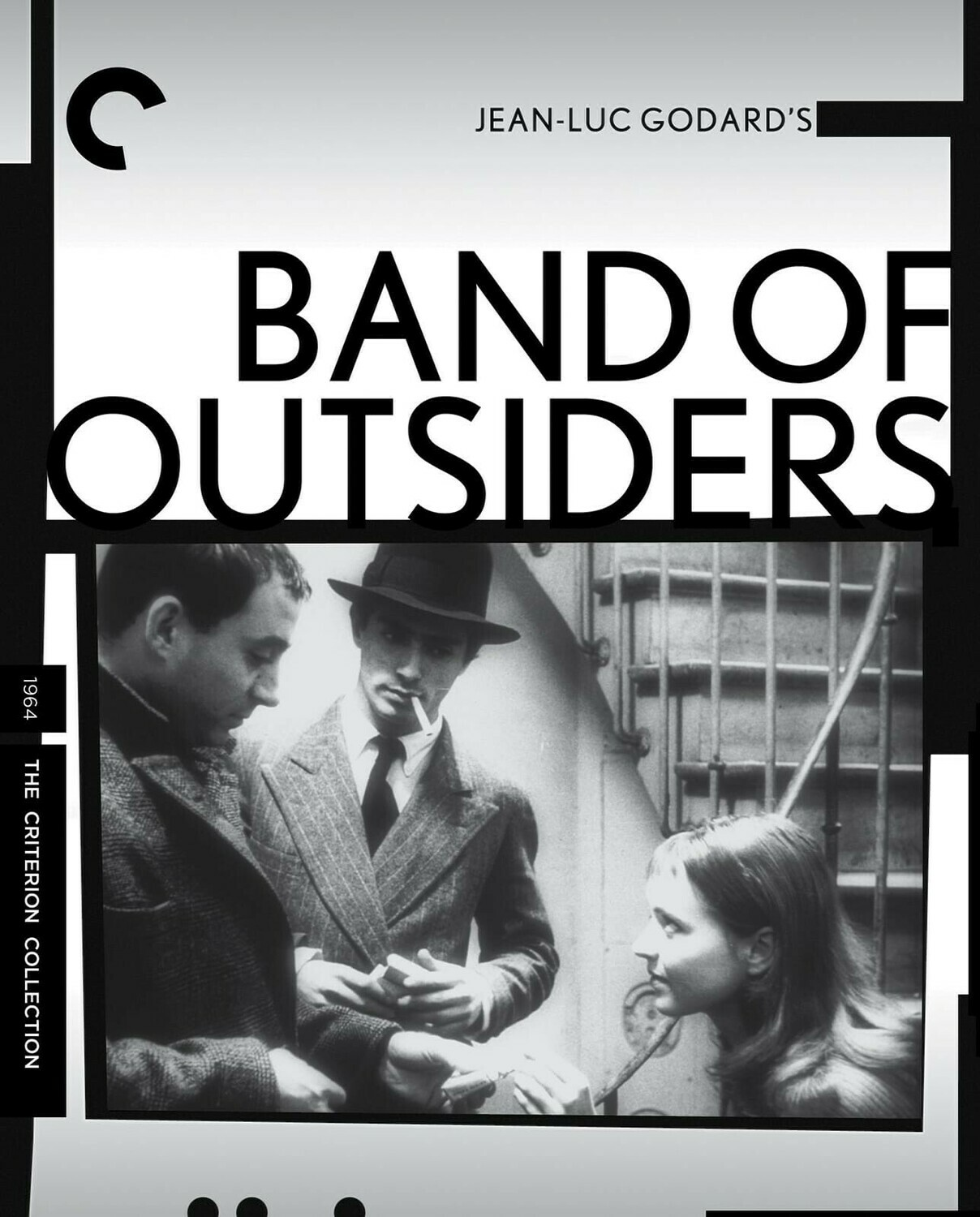 BAND OF OUTSIDERS - BLURAY