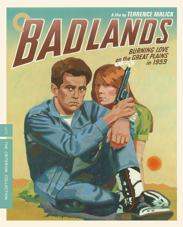 BADLANDS - BLURAY