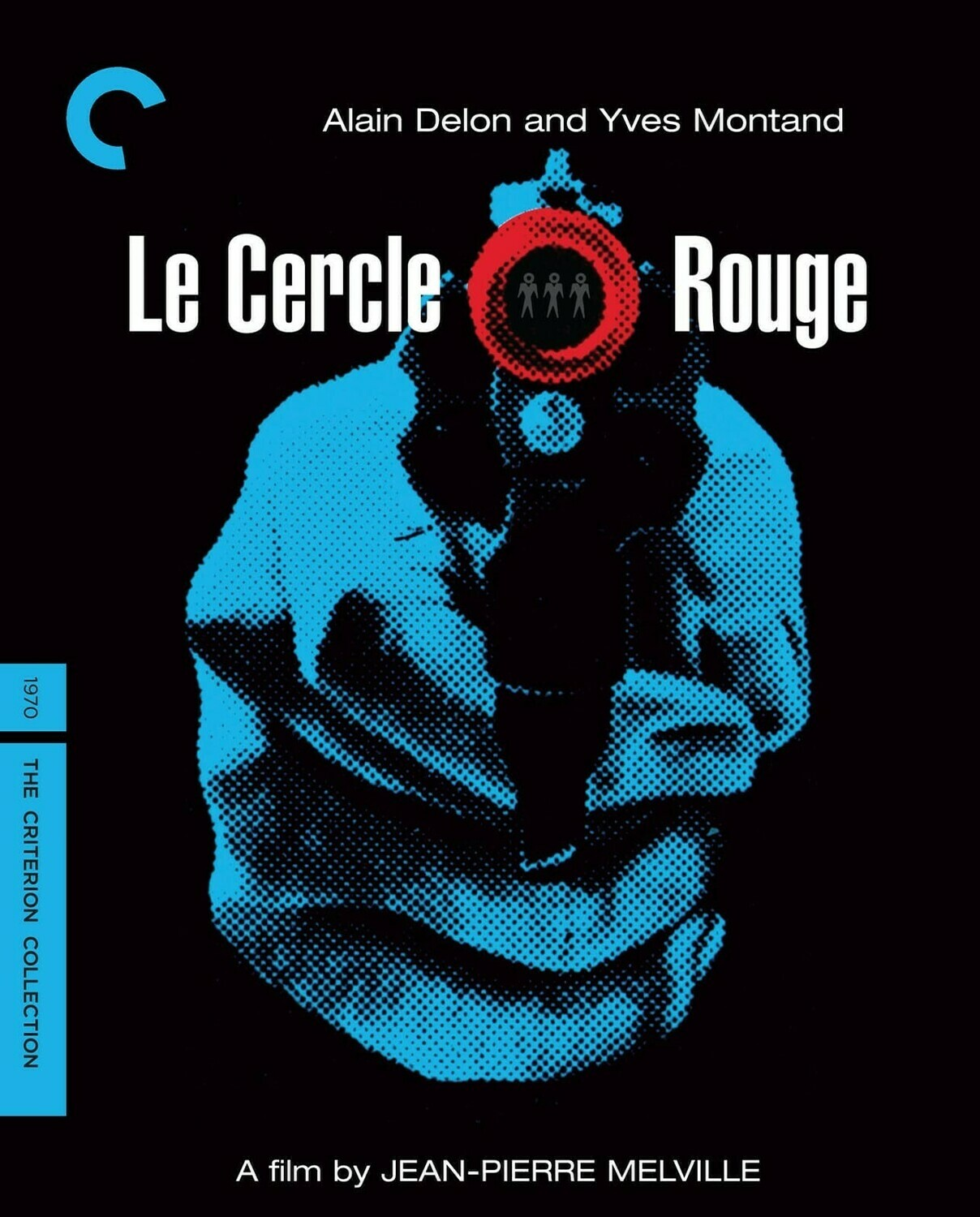 LE CERCLE ROUGE - BLURAY