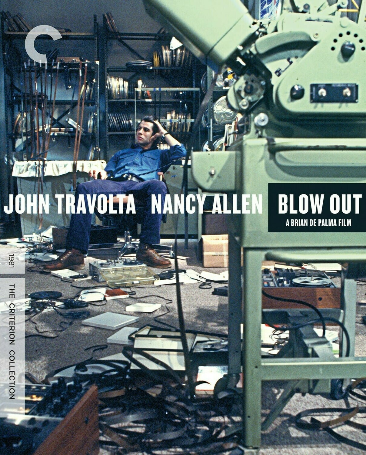 BLOW OUT - BLURAY