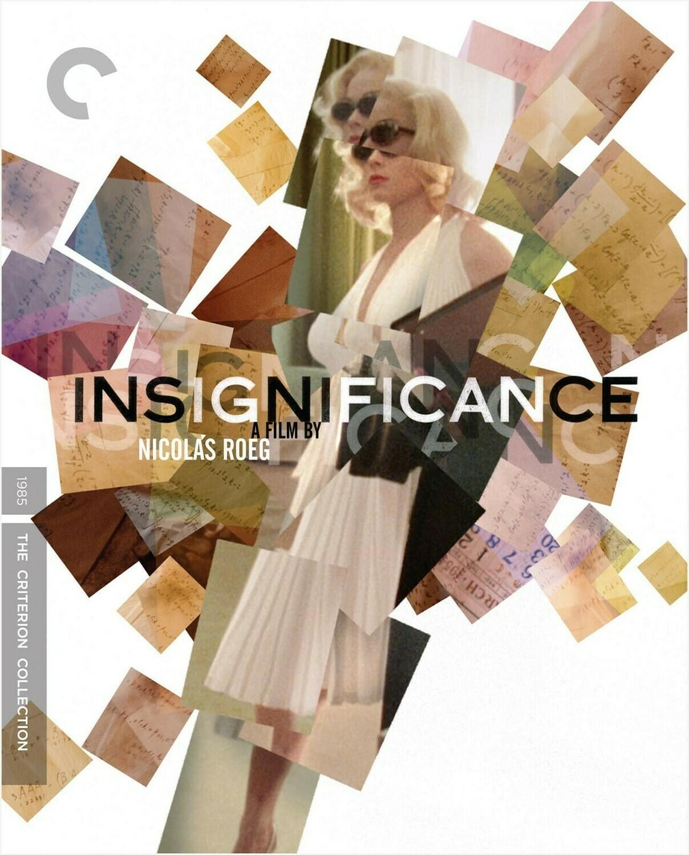 INSIGNIFICANCE - BLURAY
