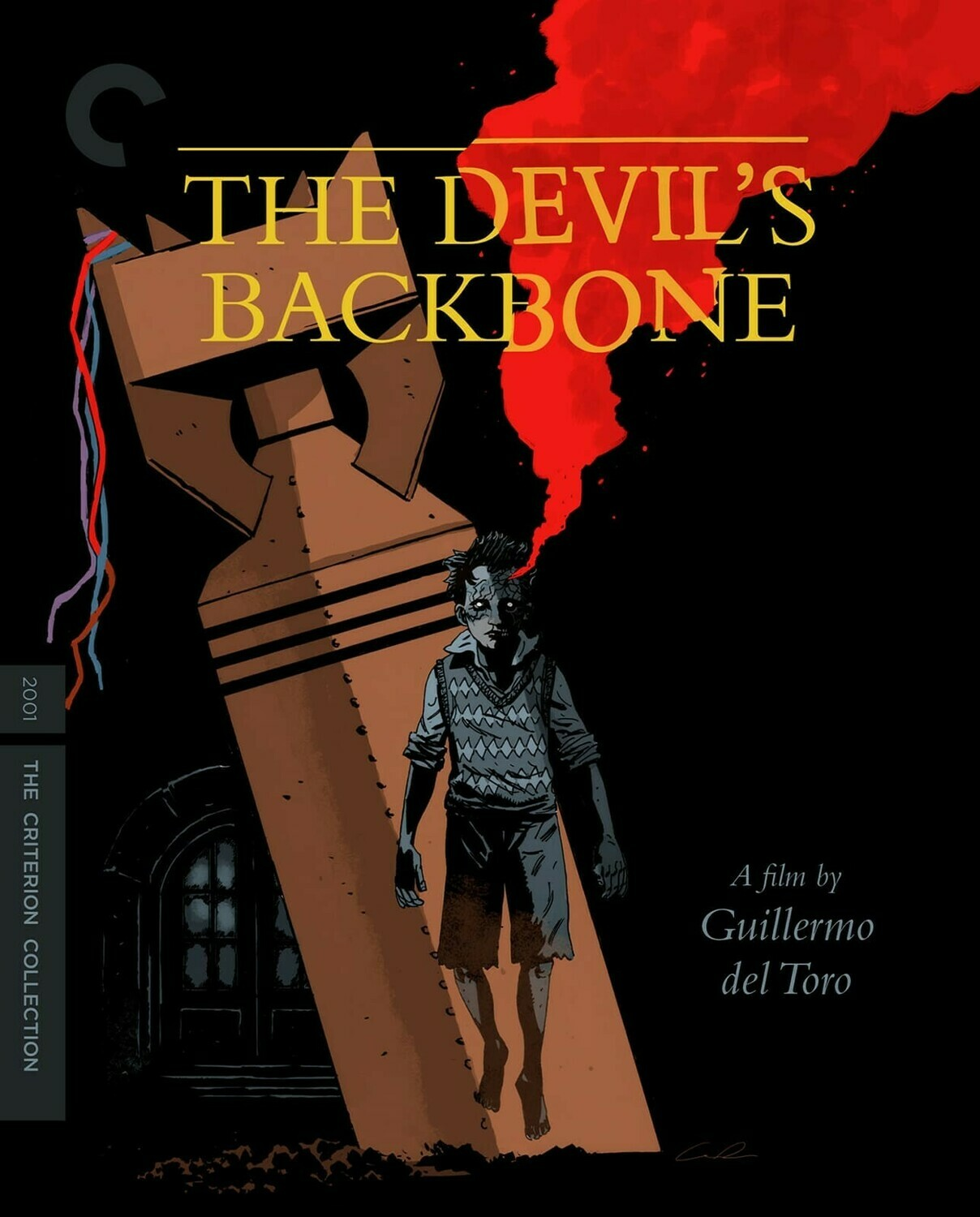 TH DEVIL'S BACKBONE - BLURAY