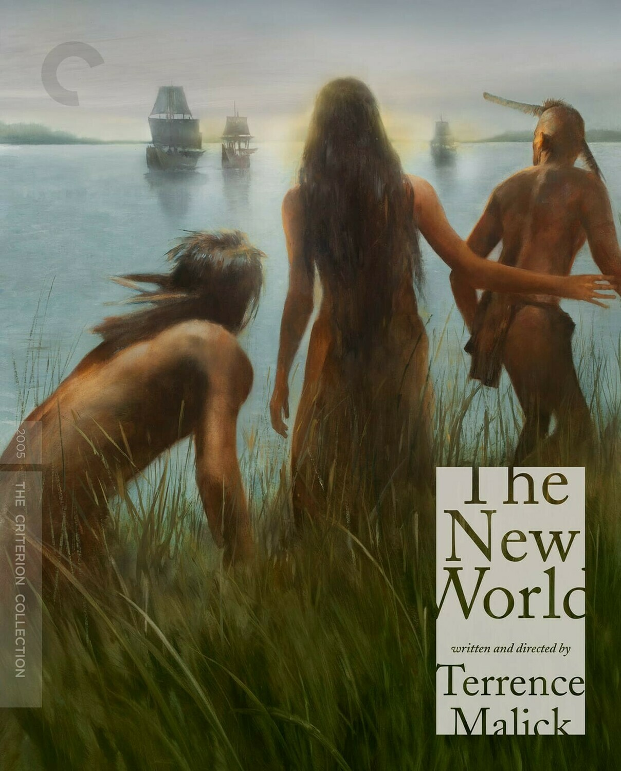 THE NEW WORLD - BLURAY