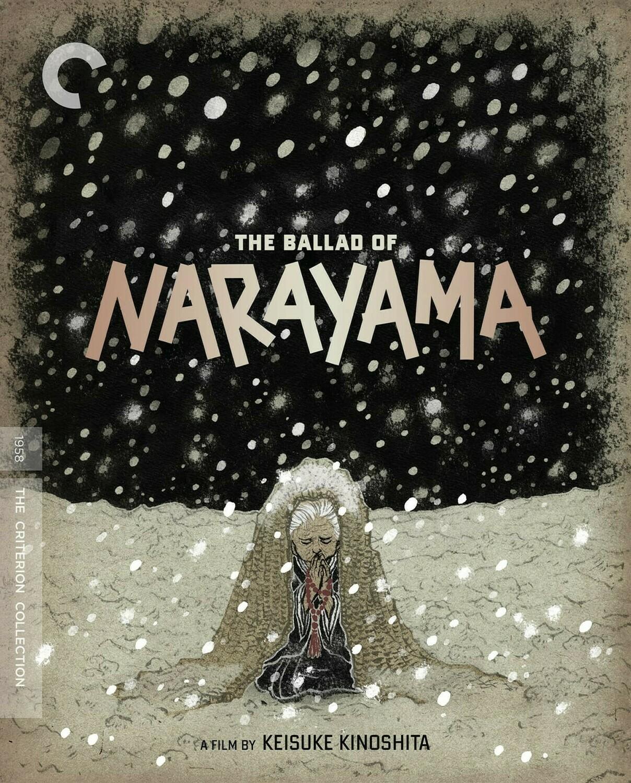 THE BALLAD OF NARAYAMA - BLURAY