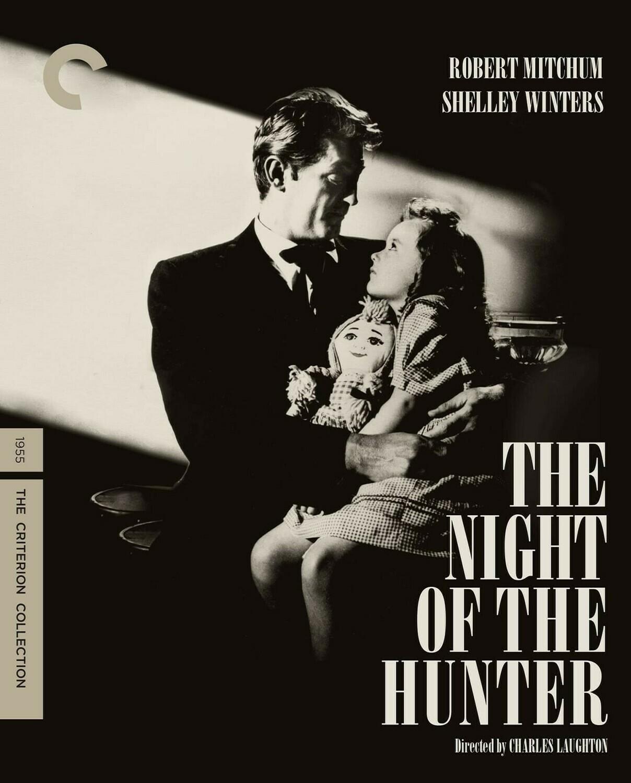 THE NIGHT OF THE HUNTER - BLURAY
