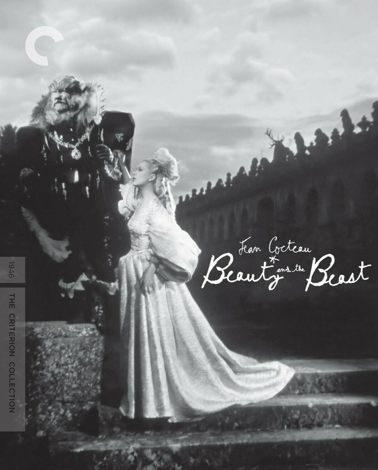 THE BEAUTY AND THE BEAST - BLURAY