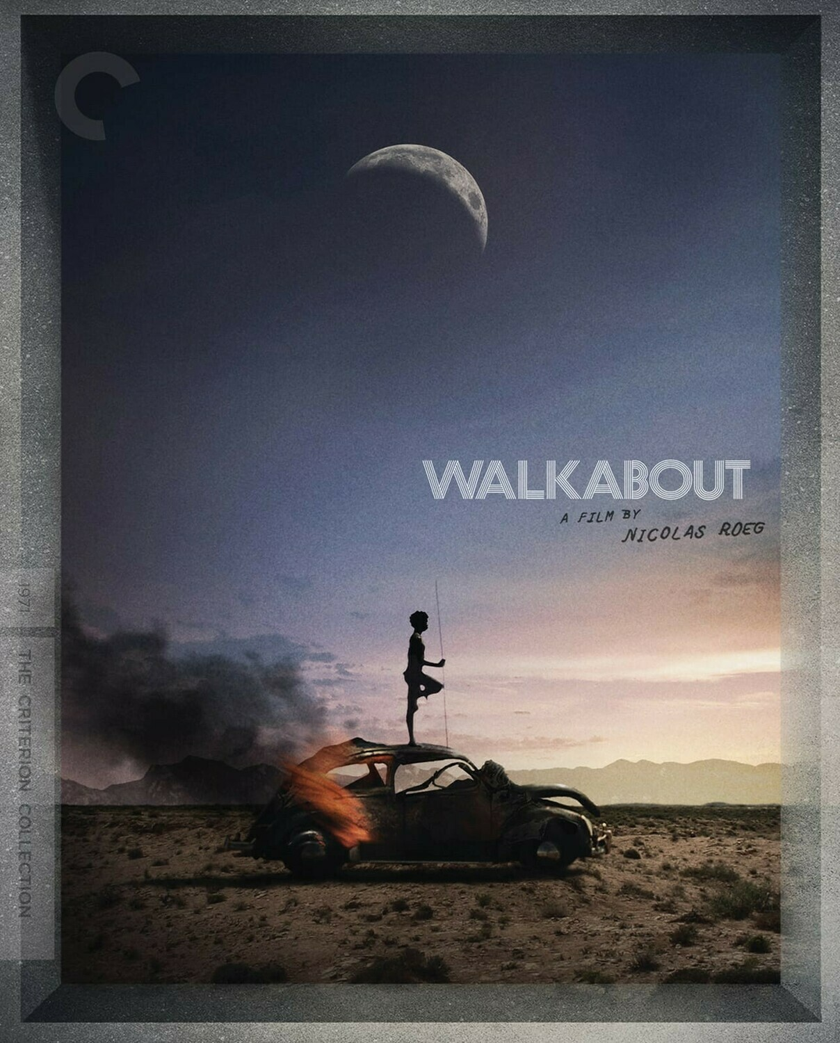 WALKABOUT - BLURAY