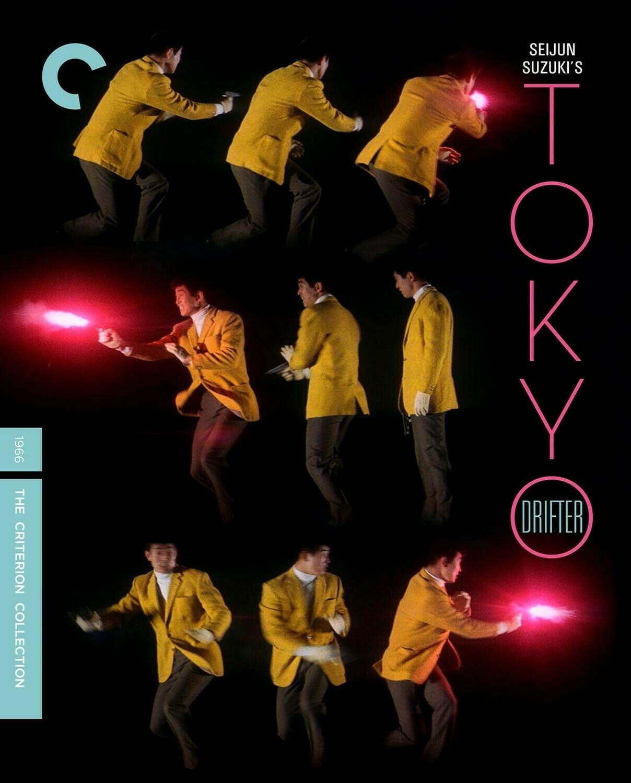 TOKYO DRIFTERS - BLURAY