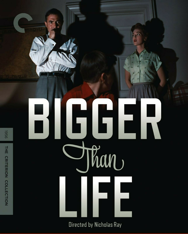BIGGER THAN LIFE - BLURAY