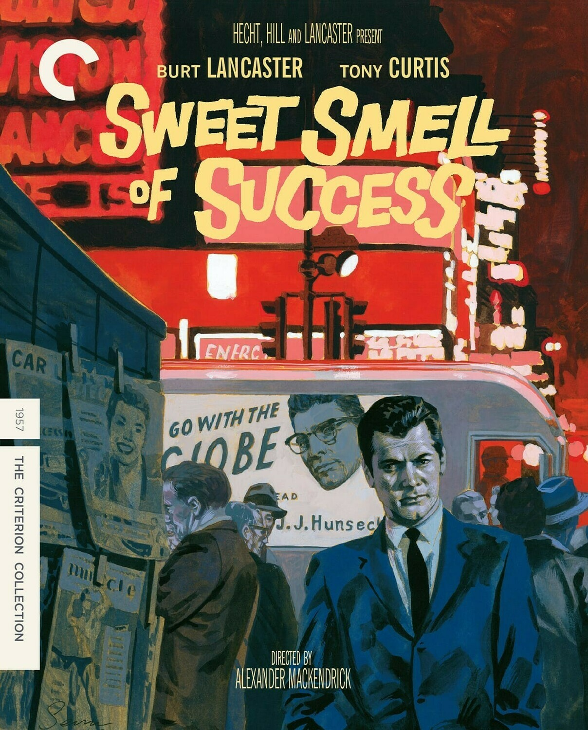 SWEET SMELL OF SUCCESS - BLURAY