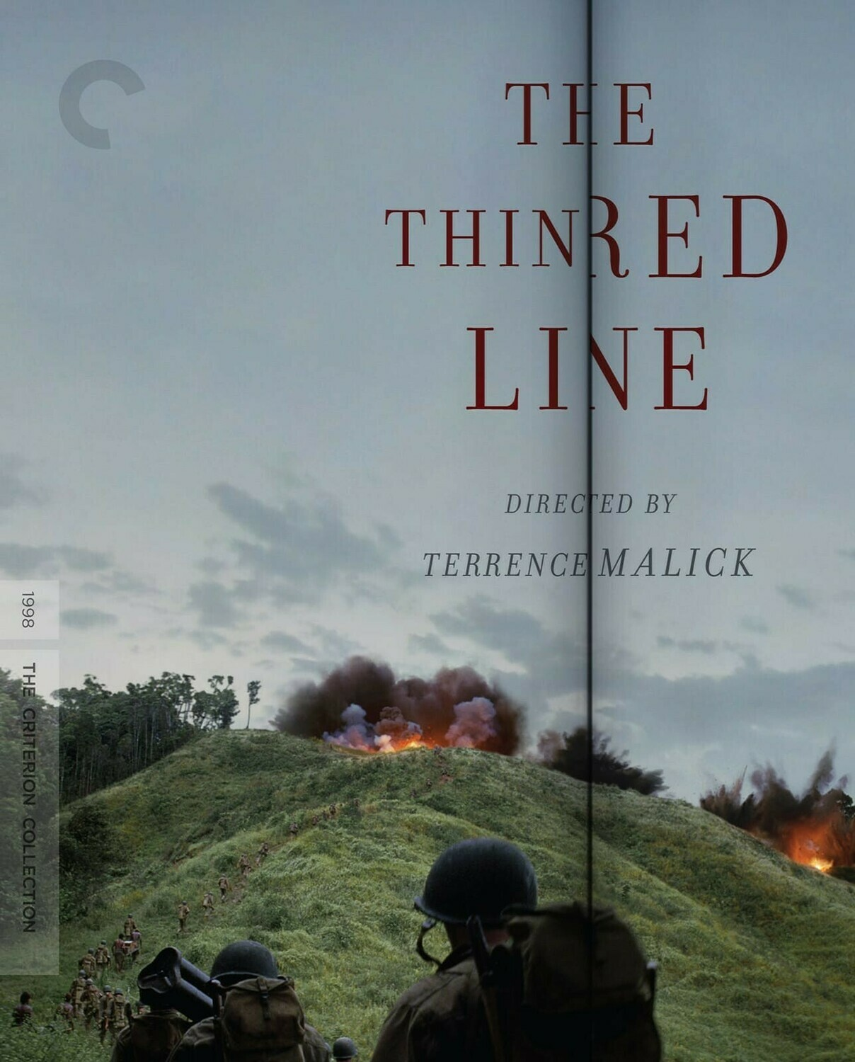 THE THIN RED LINE - BLURAY