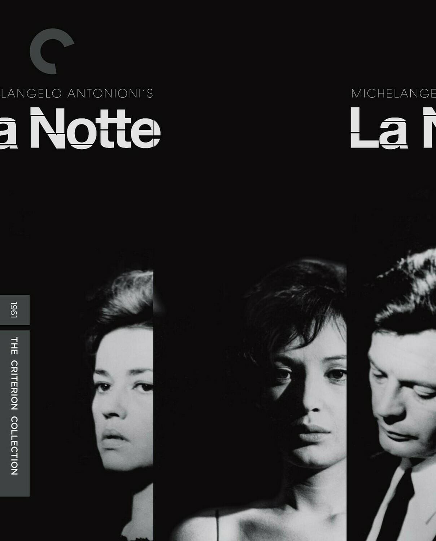 LA NOTTE - BLURAY