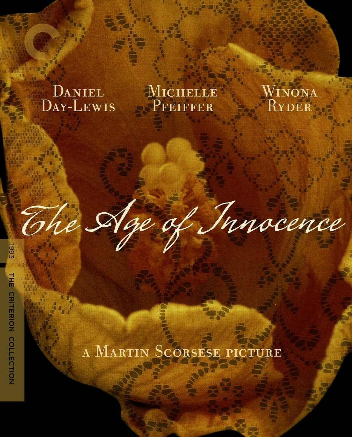 THE AGE OF INNOCENCE - BLURAY