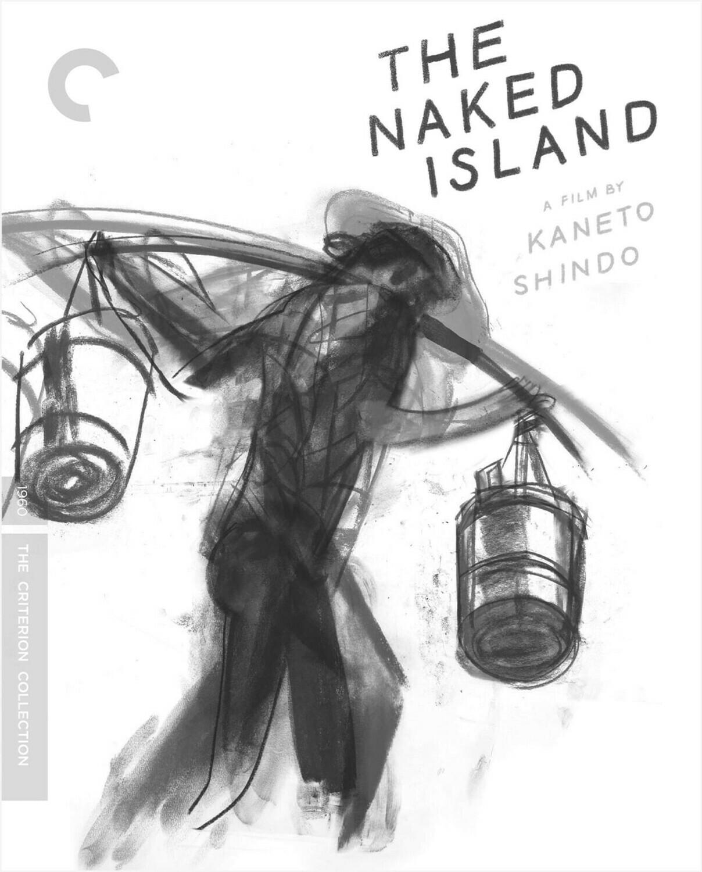 THE NAKED ISLAND - BLURAY