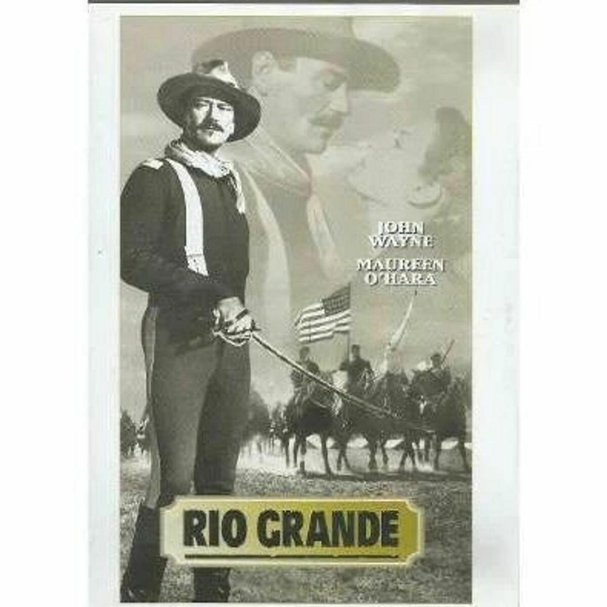 RIO GRANDE - DVD