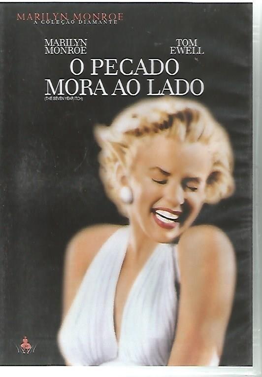 O PECADO MORA AO LADO - DVD
