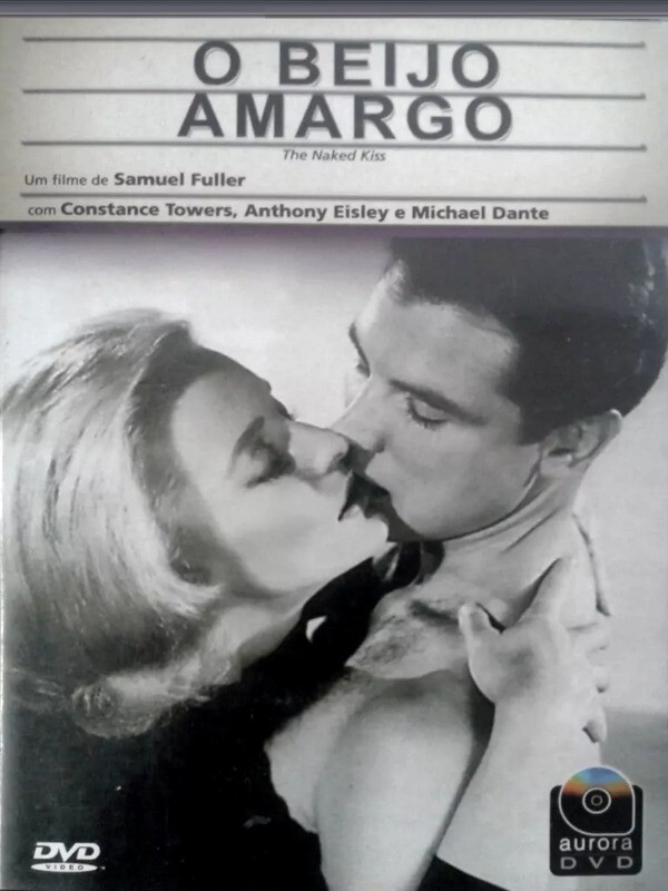 O BEIJO AMARGO - DVD
