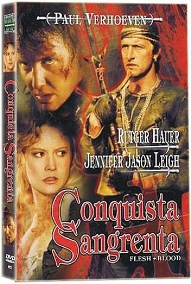 CONQUISTA SANGRENTA - DVD