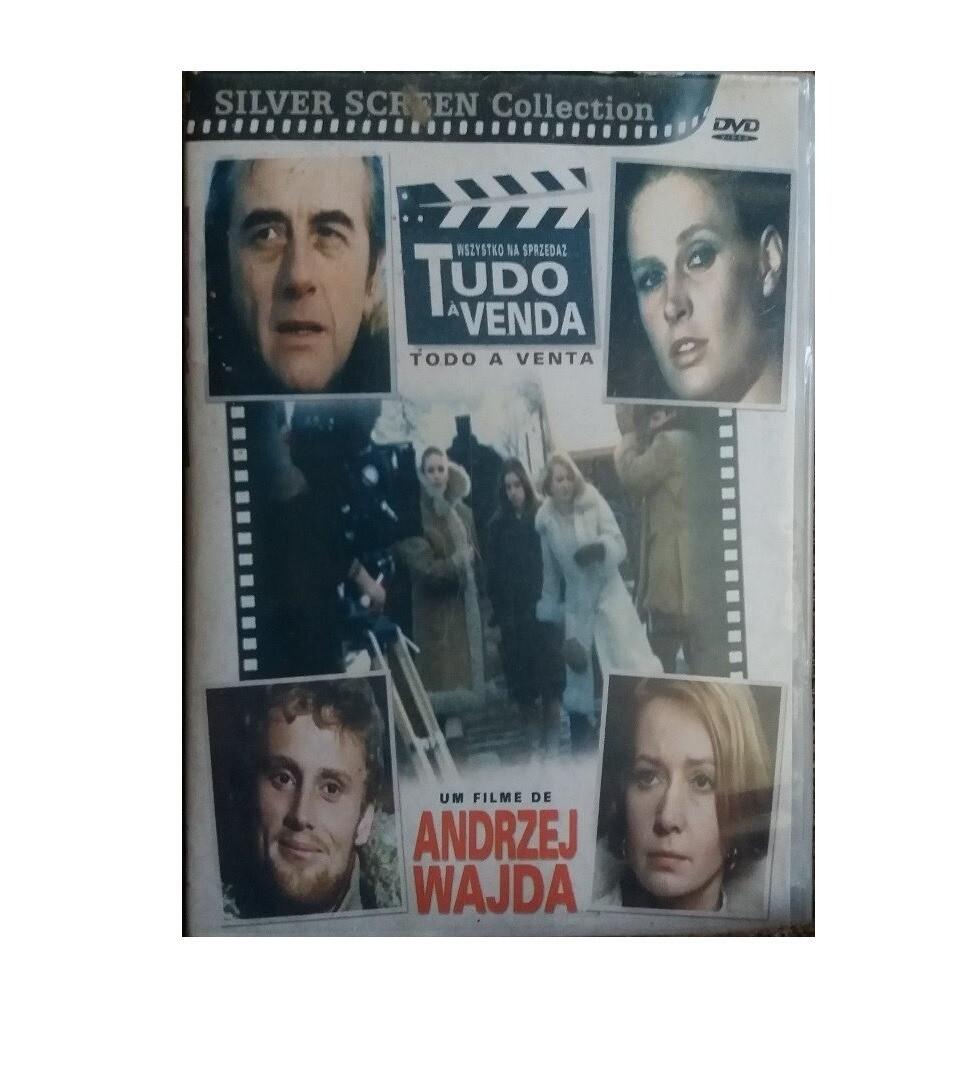 TUDO A VENDA - DVD
