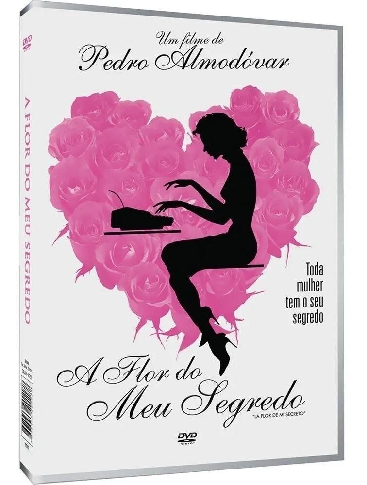 A FLOR DO MEU SEGREDO - DVD