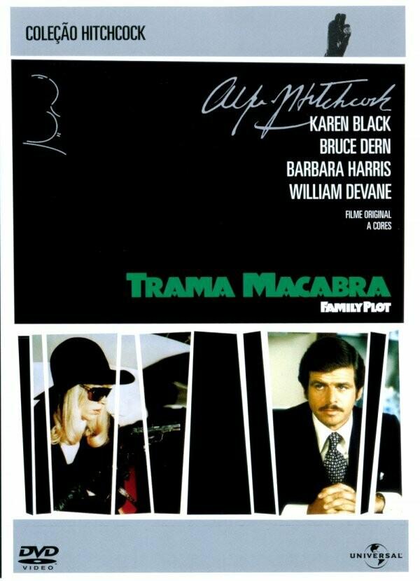 TRAMA MACABRA - DVD