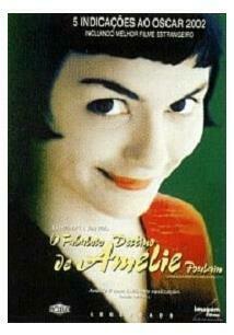 O FABULOSO DESTINO DE AMELIE POULAN - DVD