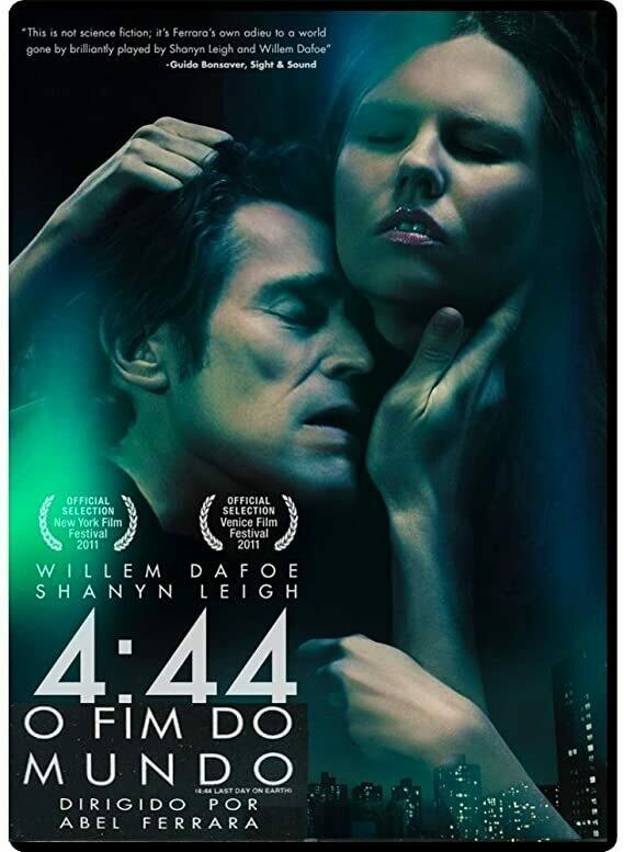 4:44 - O FIM DO MUNDO - DVD