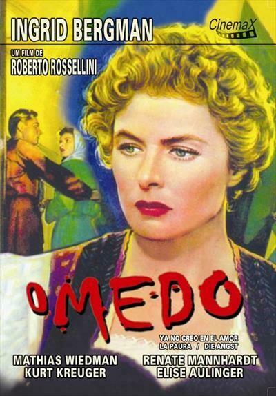 O MEDO - DVD