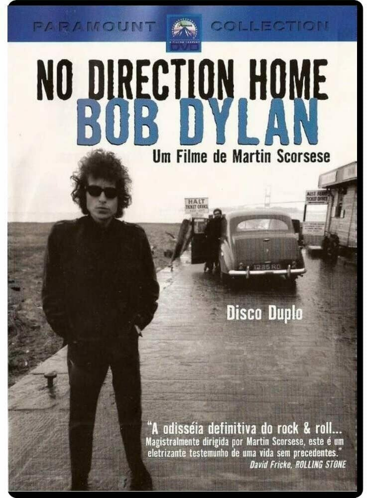 NO DIRECTION HOME - DVD