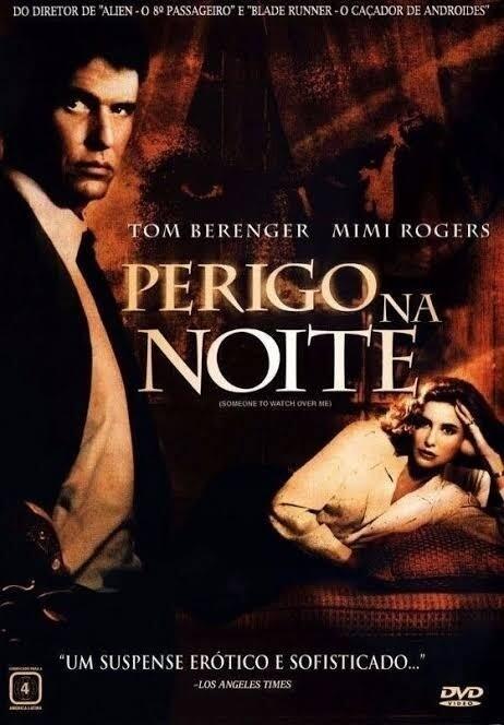 PERIGO NA NOITE - DVD