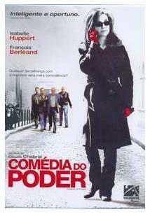A COMEDIA DO PODER - DVD