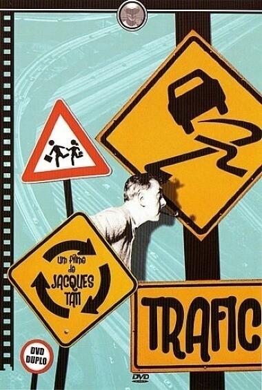 TRAFIC - DVD DUPLO