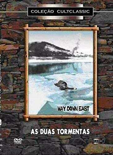 AS DUAS TORMENTAS - DVD