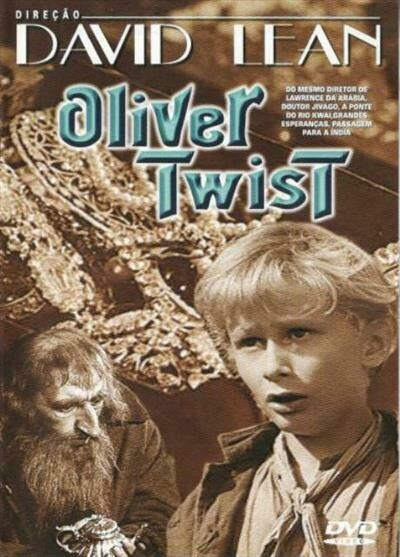 OLIVER TWIST - DVD