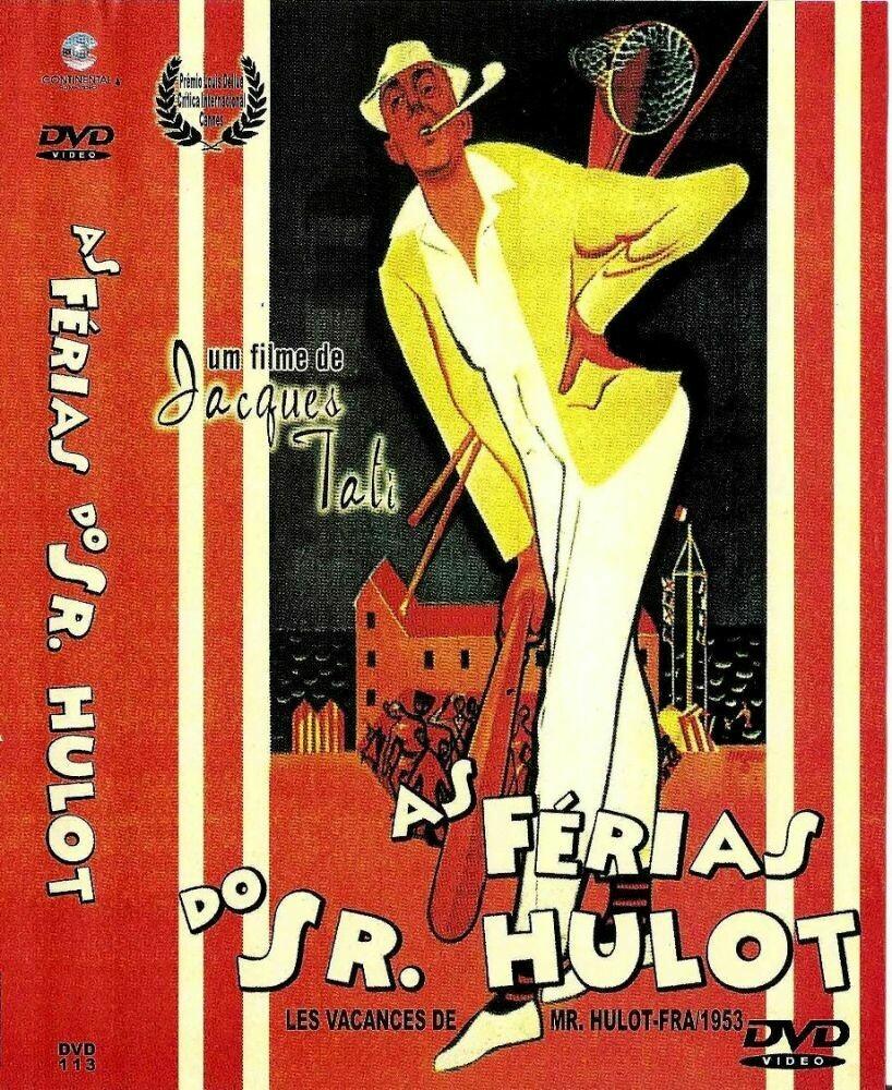 AS FERIAS DO SR. HULOT 0- DVD