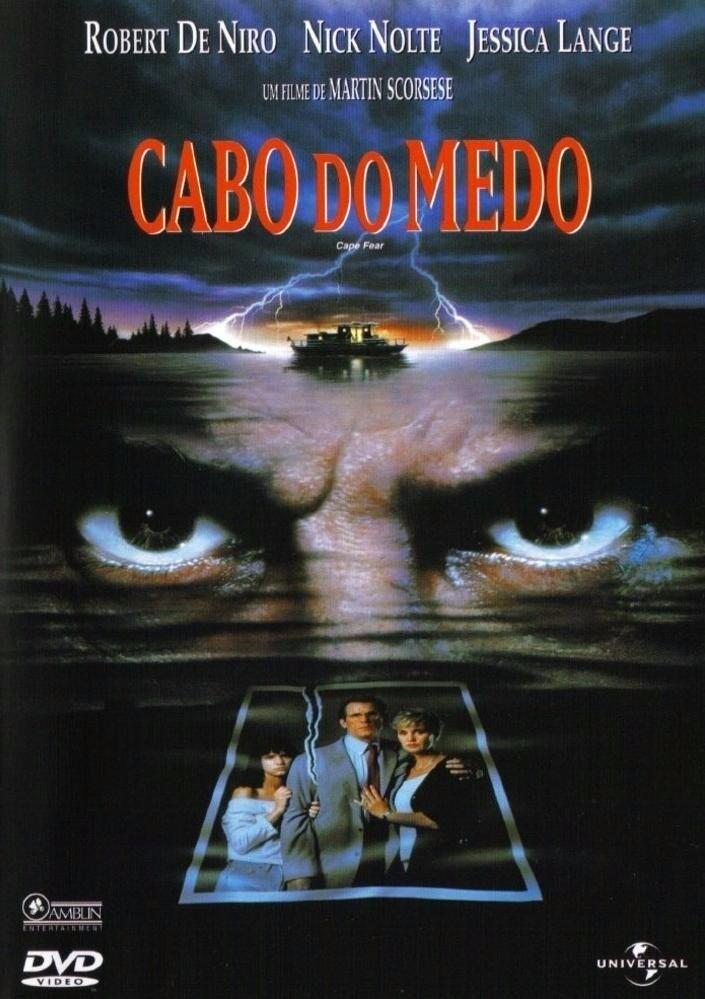 CABO DO MEDO - DVD