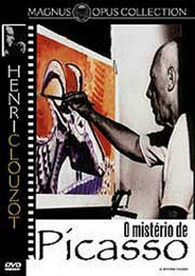 O MISTERIO DE PICASSO - DVD
