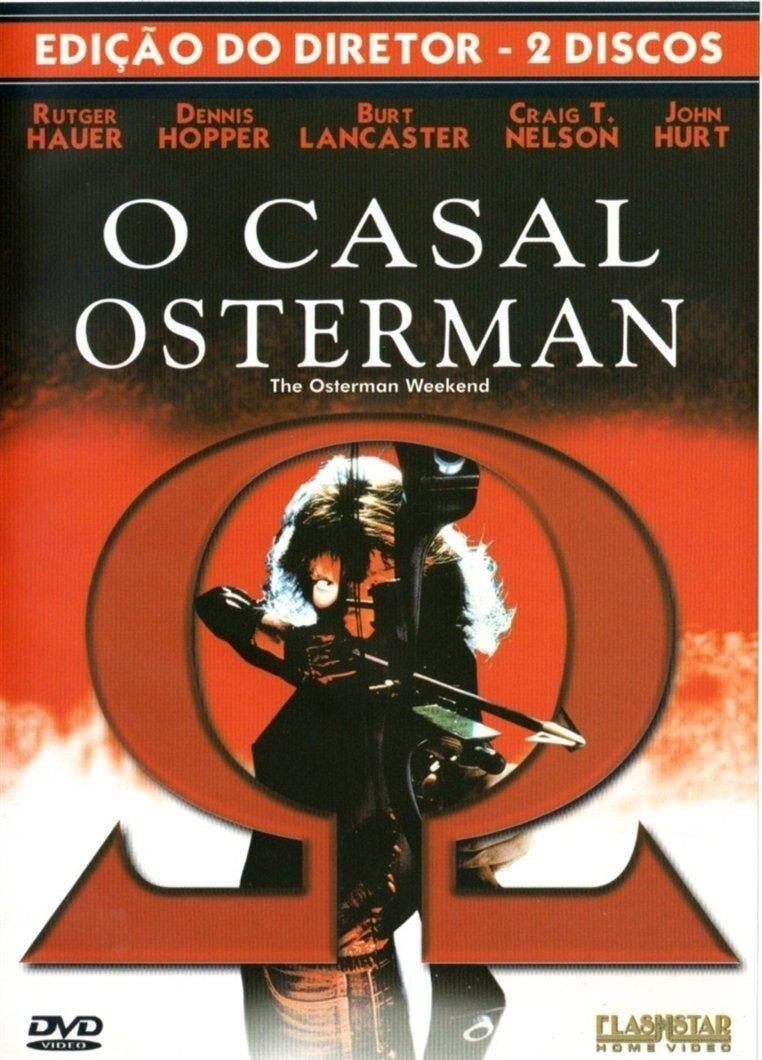 O CASAL OSTERMAN - DVD DUPLO