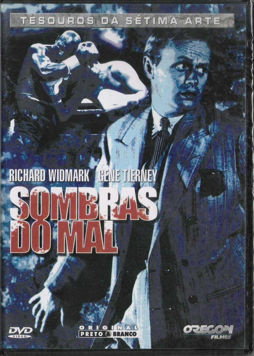 SOMBRAS DO MAL - DVD