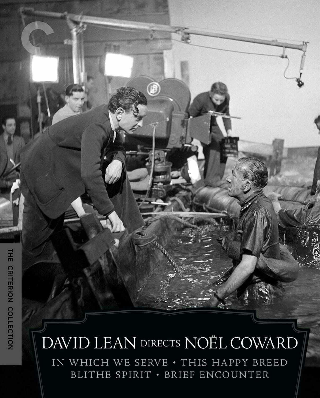 DAVID LEAN DIRECTS NOEL COWARD - BLURAY BOX