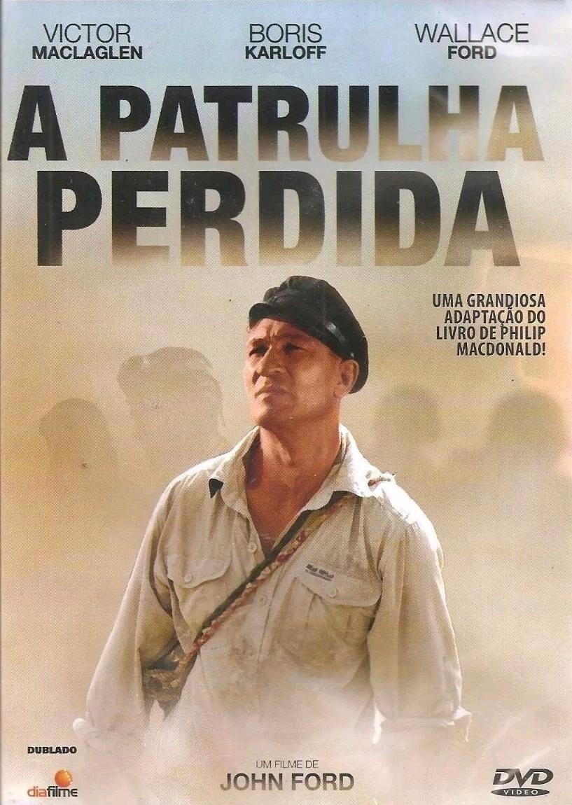 A PATRULHA PERDIDA - DVD