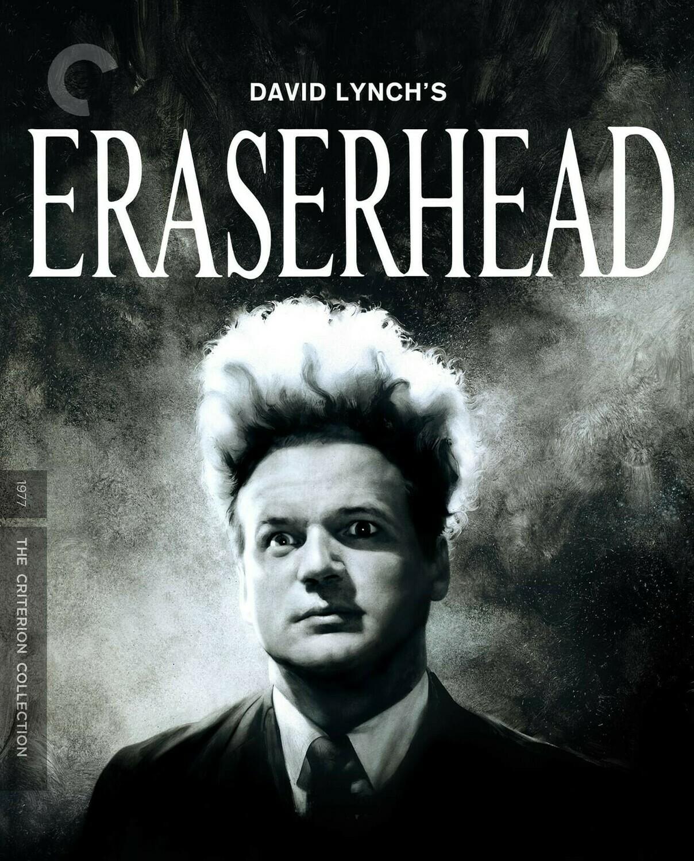 ERASERHEAD - BLURAY