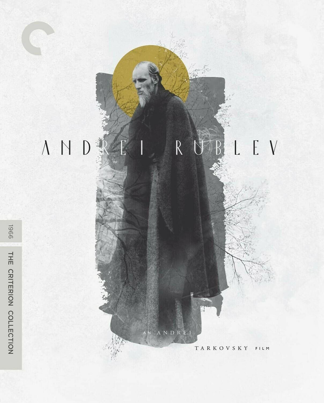 ANDREI RUBLEV - BLURAY