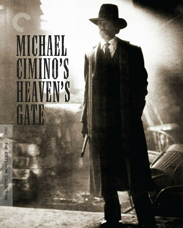 HEAVEN'S GATE - BLURAY