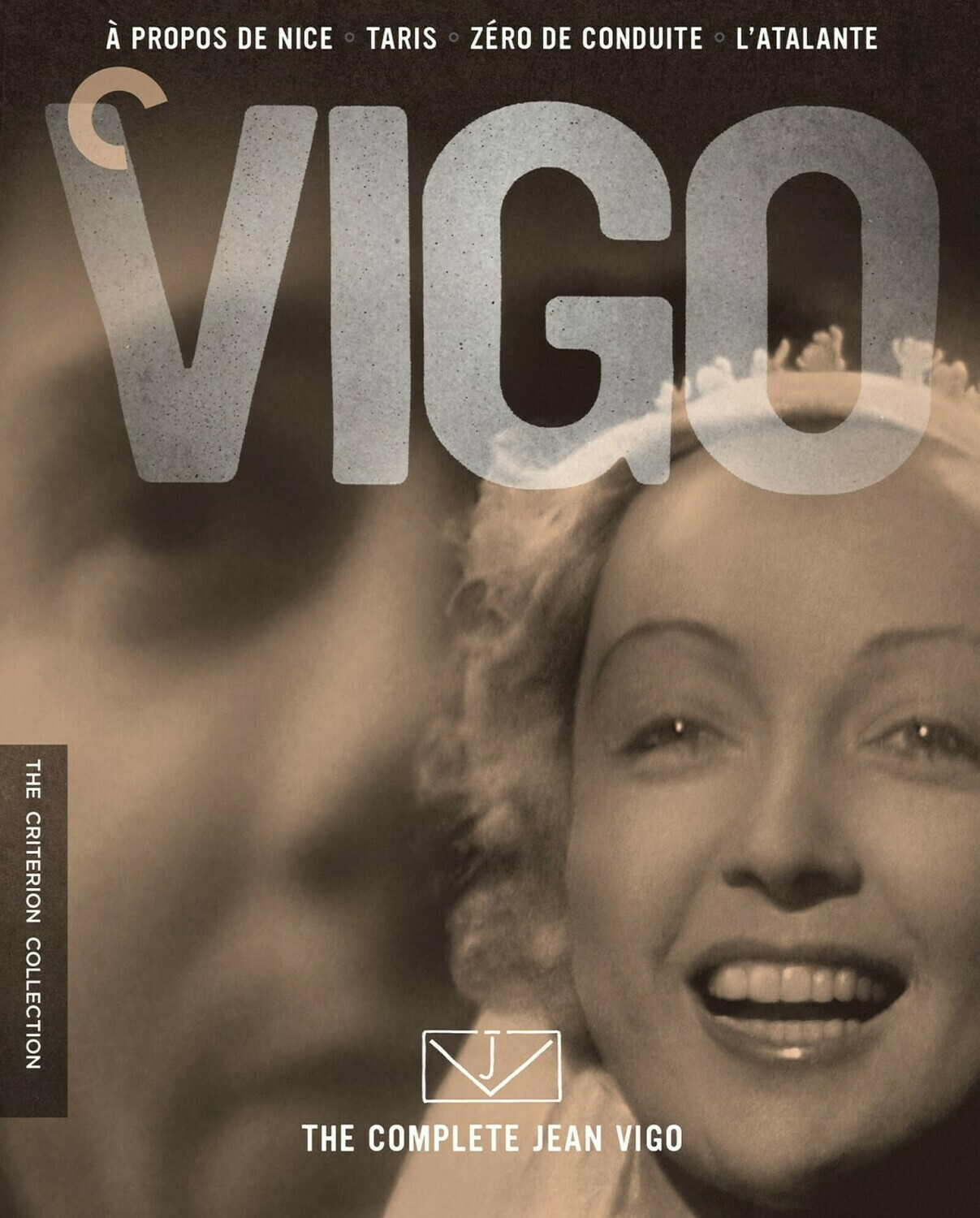THE COMPLETE JEAN VIGO - BLURAY